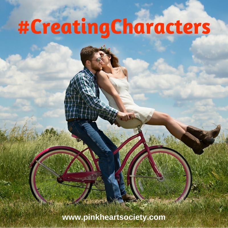 #CreatingCharacters