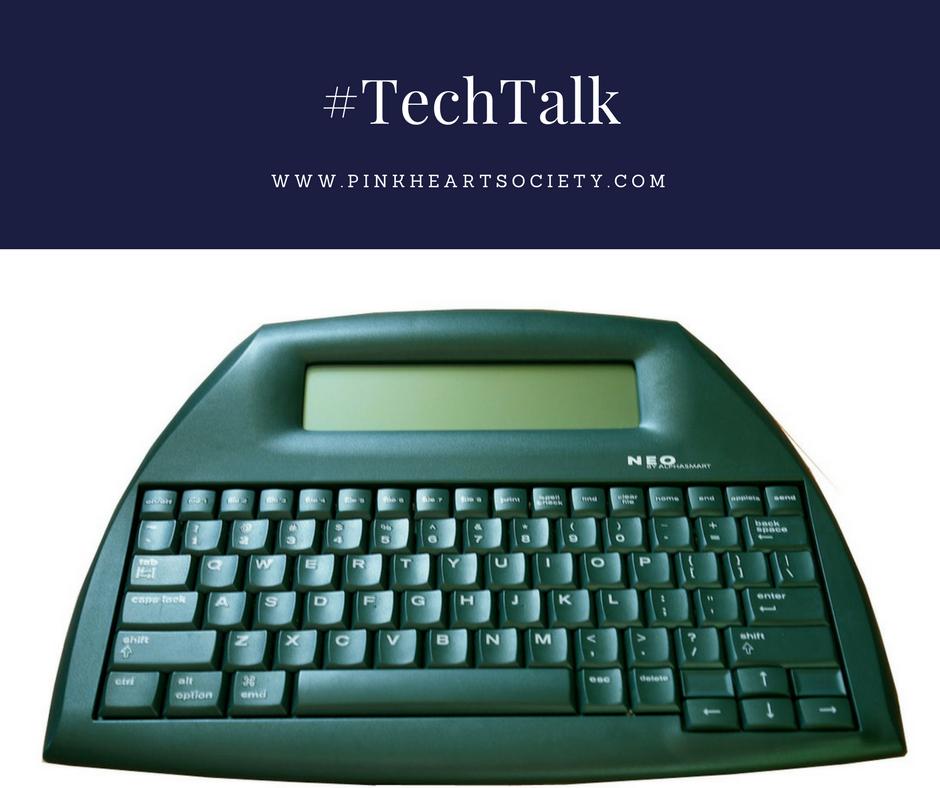 #TechTalk