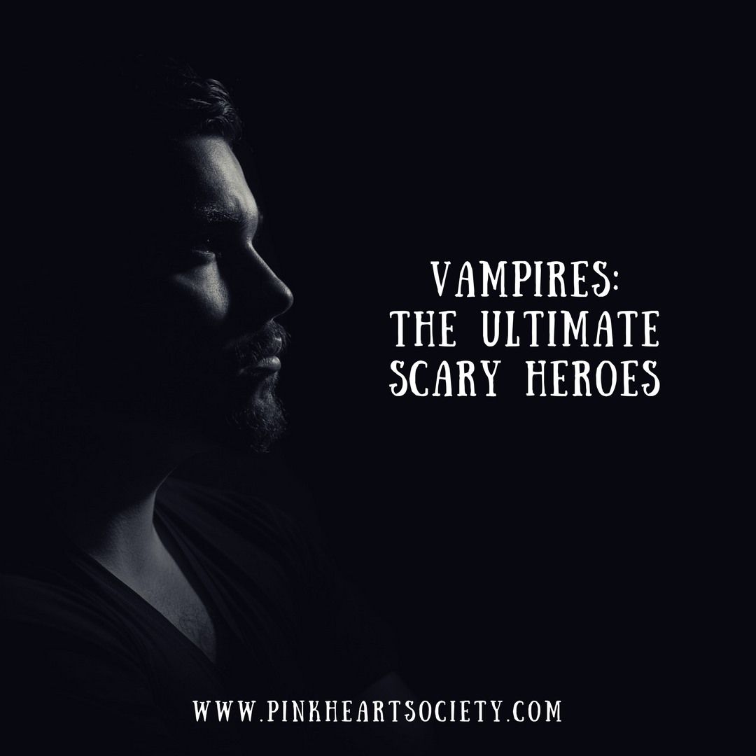 The Ultimate Scary Heroes