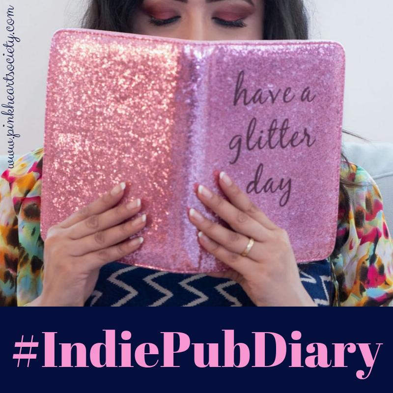 #IndiePubDiary