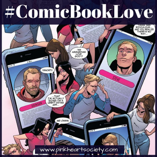 Superhero Online Dating