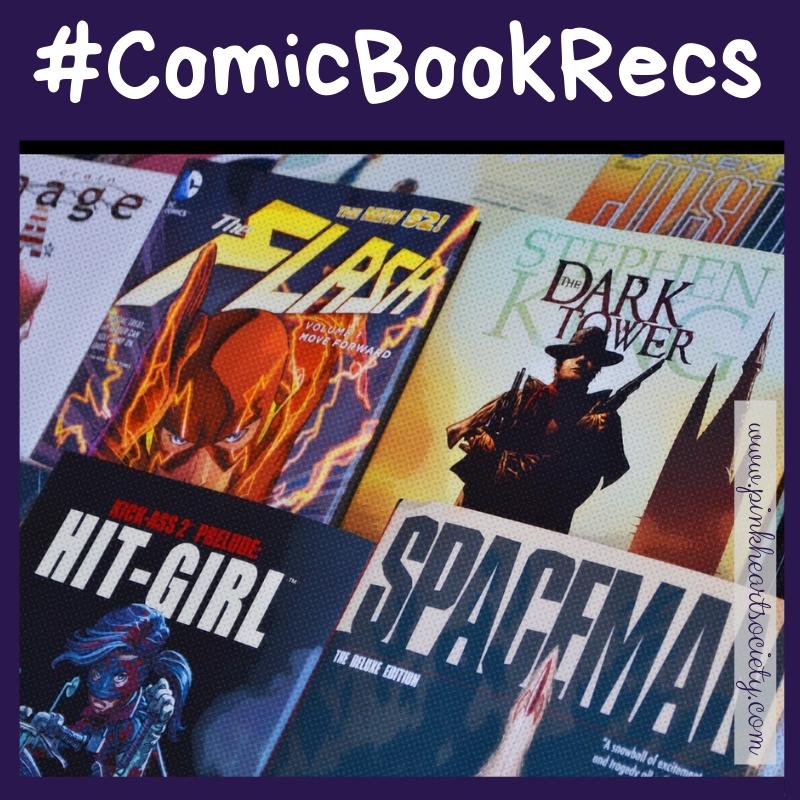 #ComicBookRecs
