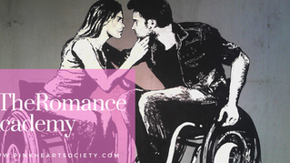 #TheRomanceAcademy: Disability in Romance