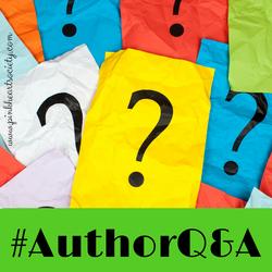 #AuthorQ&A