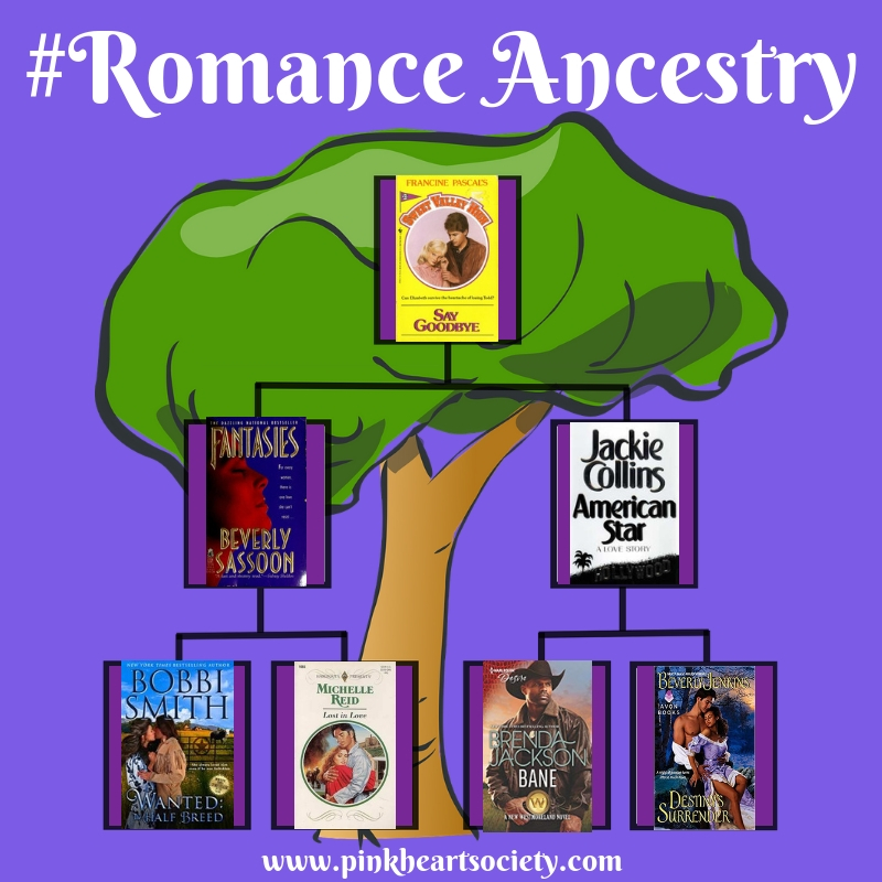 My Romance Roots-Carolyn Hector Hall
