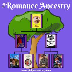 My Romance Roots-Carolyn Hector Hall