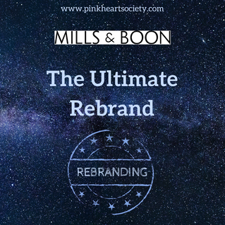 Mills & Boon - The Ultimate Rebrand