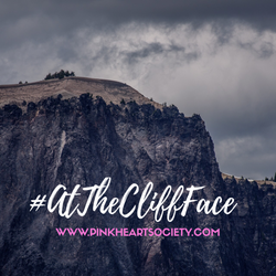 At The Cliff Face