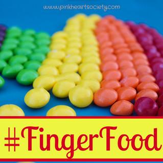 Keyboard Finger Food