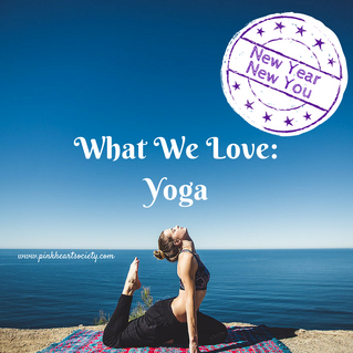 What We Love - Yoga