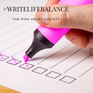 The Write Life Balance:  Prioritizing