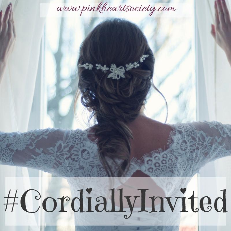 #CordiallyInvited