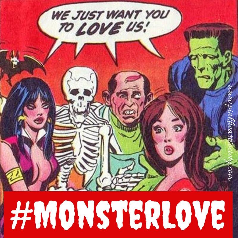 Aurora's Monster Scenes Comic booklet panel by Neal Adams