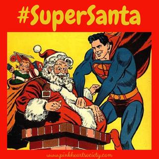Dear Santa, More Comic Love Please?