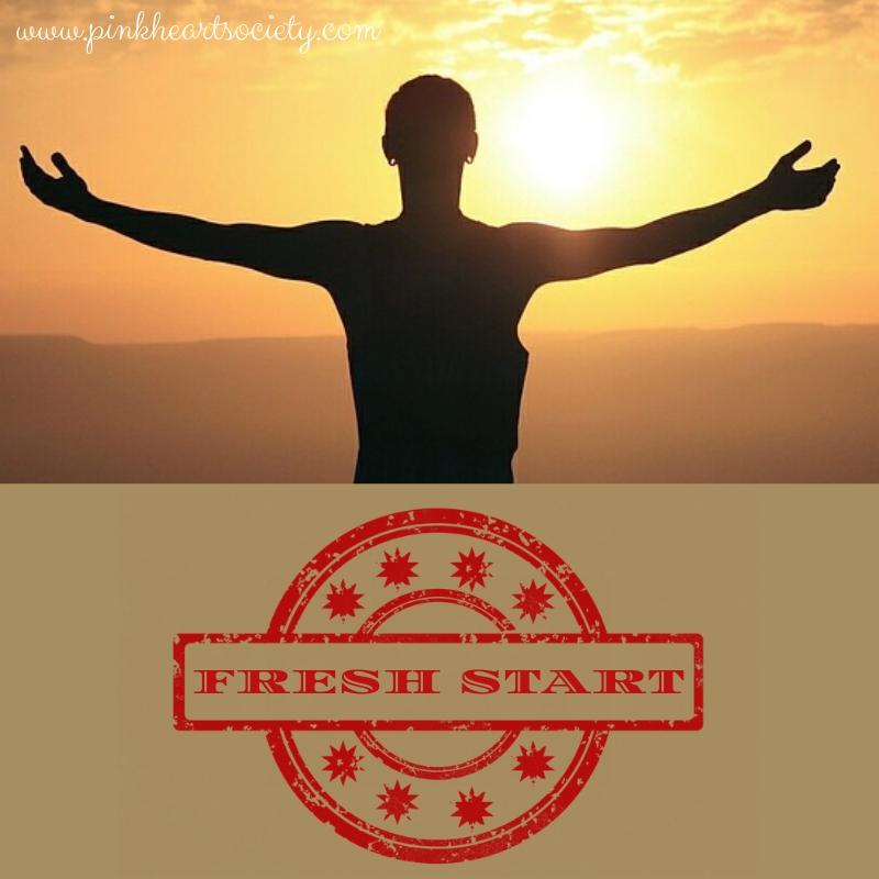 #FreshStart - Amy Ruttan