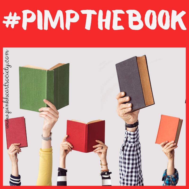 #PimpTheBook
