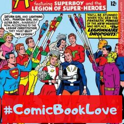 #ComicBookLove