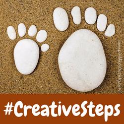 #CreativeSteps