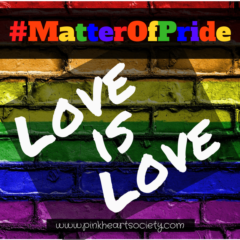 #MatterOfPride