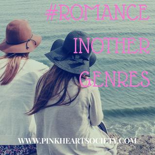 #RomanceInOtherGenres: YA Fiction