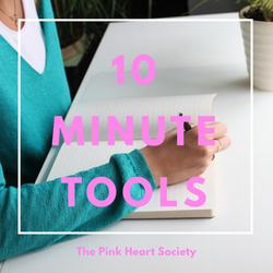 Write Life Balance: Ten Minute Tools