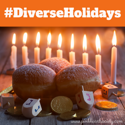 #DiverseHolidays