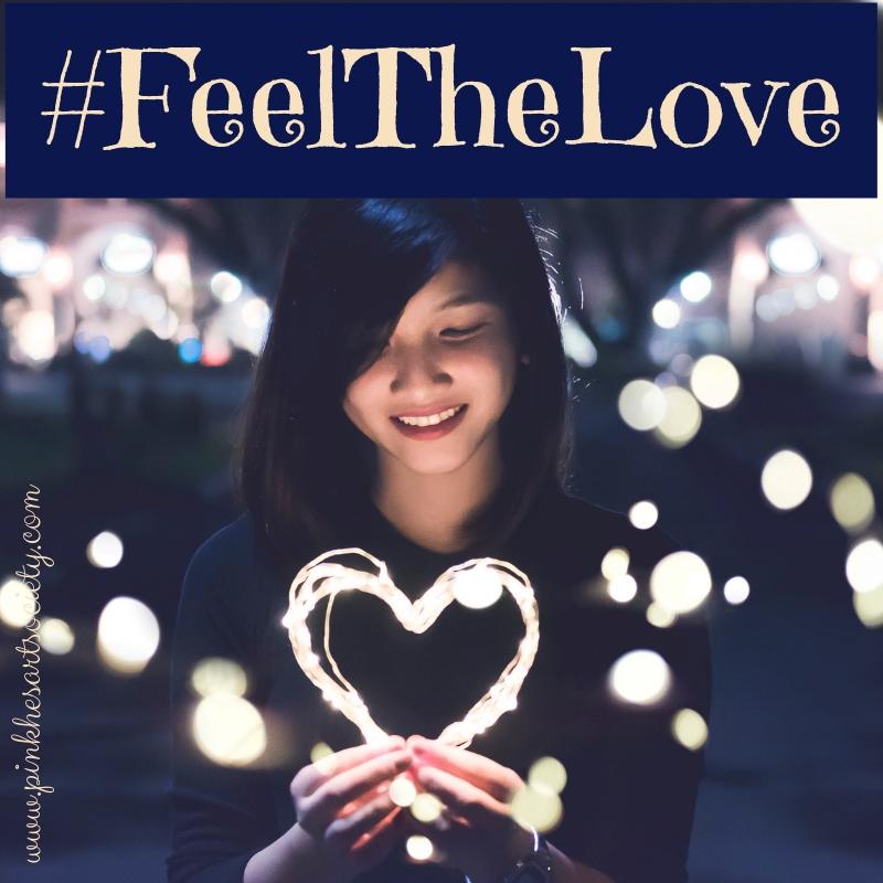 February Editorial:  Feel the Love