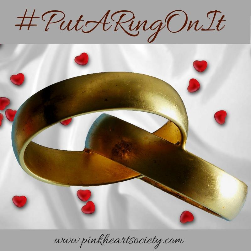 #PutARingOnIt-
