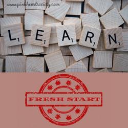 #FreshStart - George Loveland