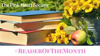 #ReaderOfTheMonth:  Kathy Hamilton