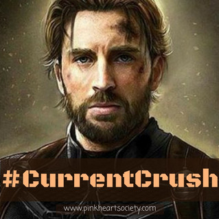 #CurrentCrush: Captain America