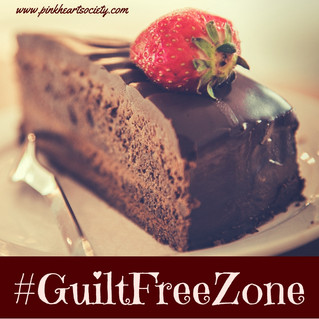 September Editorial: Guilt Free Zone