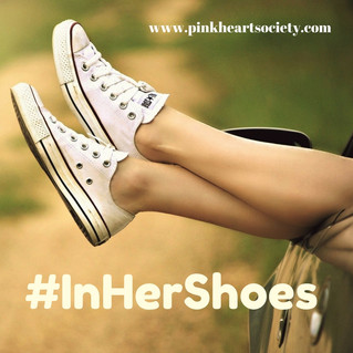 A Mile in Her Shoes: Rachel Dove