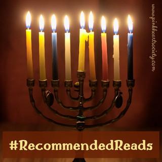 #RecommendedReads:  Hanukkah Romances