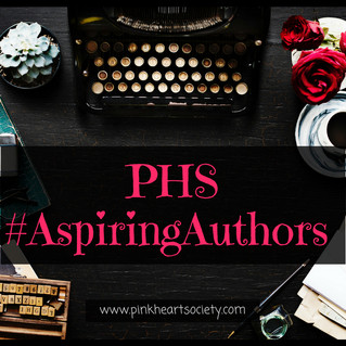 PHS Aspiring Authors: Coming Up in April!