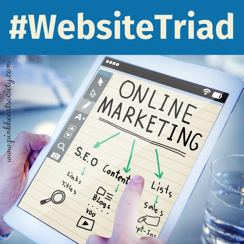 #WebsiteTriad