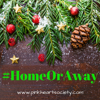 Home Or Away For The Holidays?