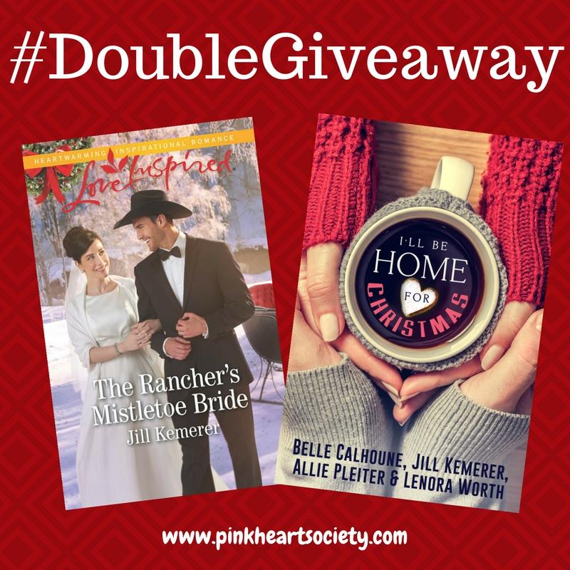 #DoubleGiveaway