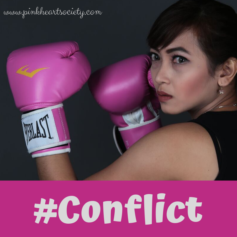 #Conflict
