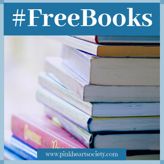 PHS Giveaways and Free Books!