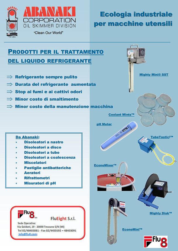 Prodotti per refrigerante