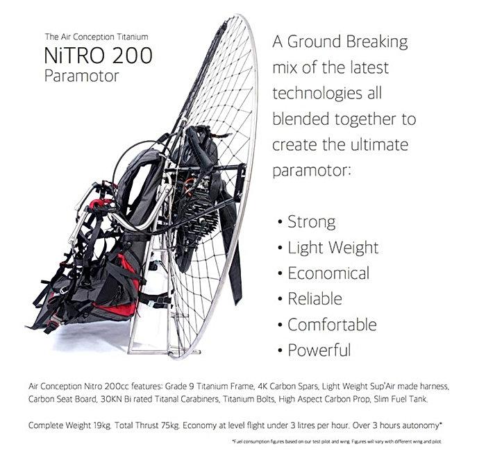 Paramotors Paramotor Paramotoringparamotor Trainingair