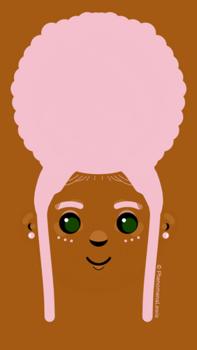 Pink Puff Puff