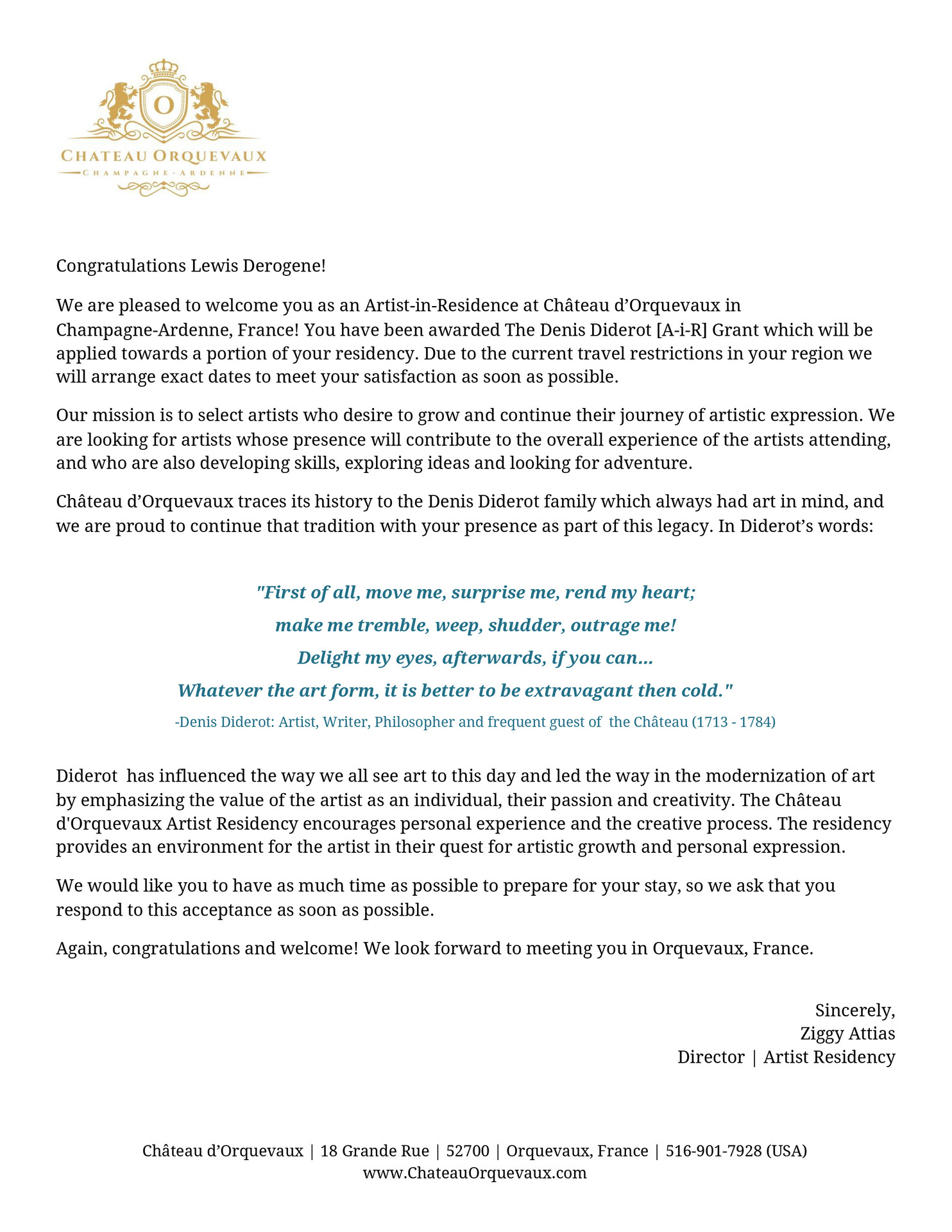 Acceptance Letter Lewis Derogene.jpg