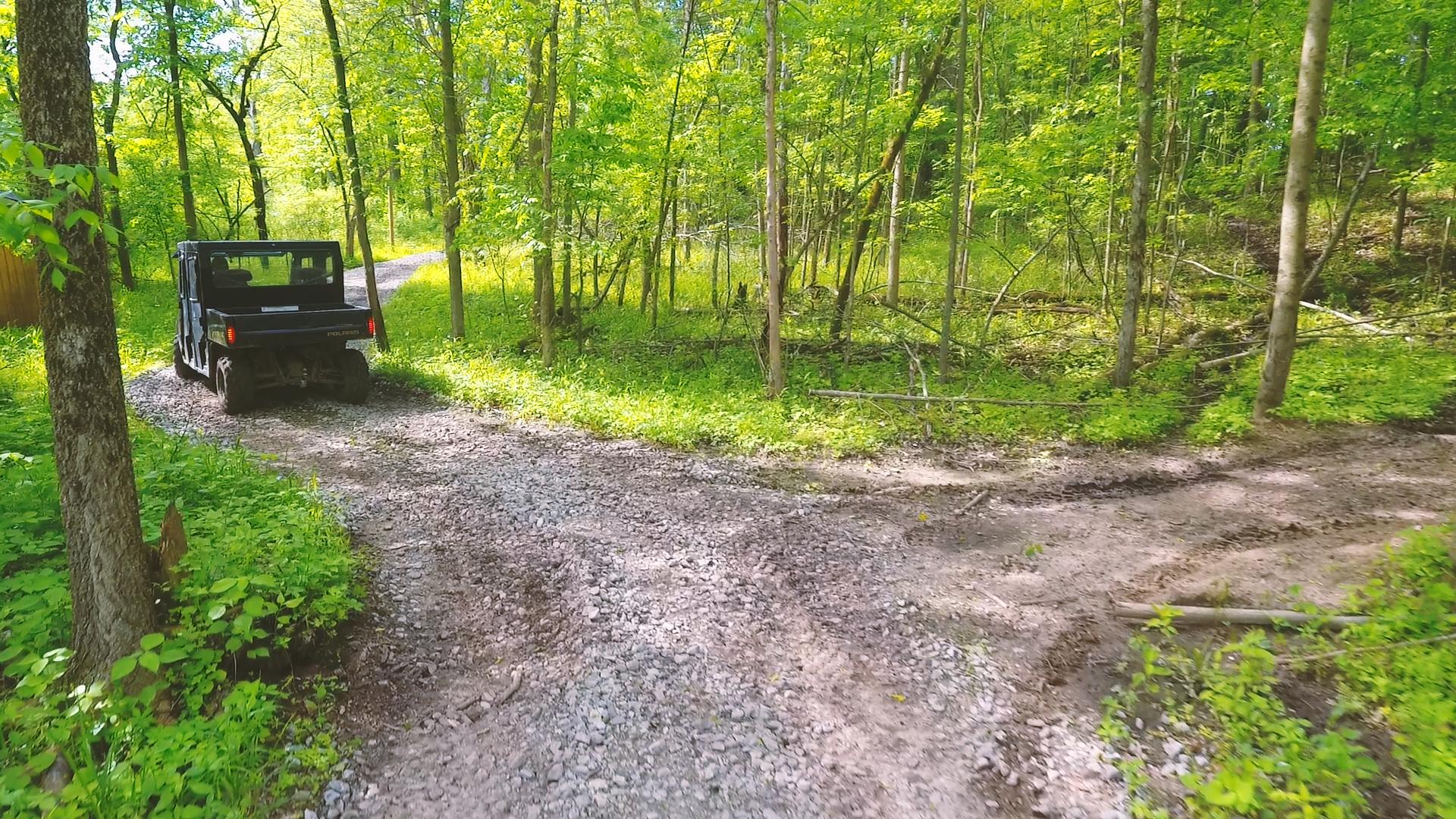 Carts & Bike Trails