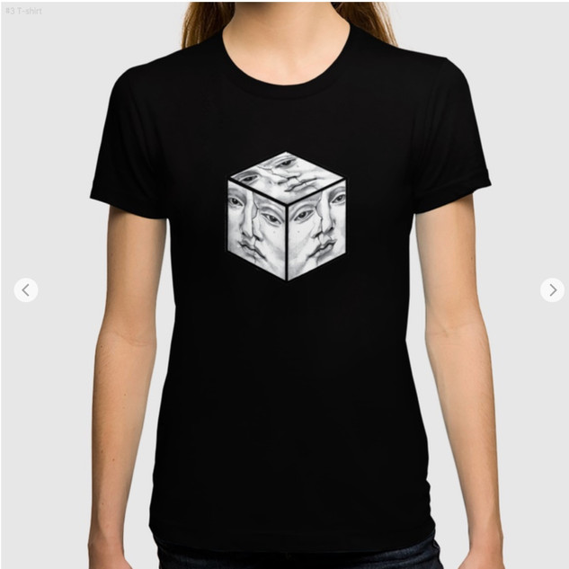 being out of the box T-shirt