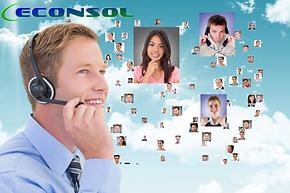 ECONSOL provee Soluciones ChatBots y Contact Centers