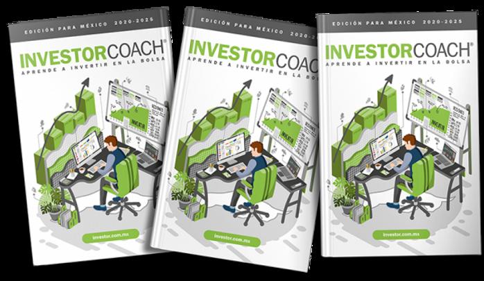 InvestorCoach tres libros