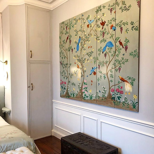 Chinoiserie Suite