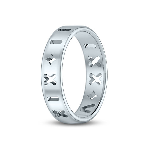 Aries Roman Ring